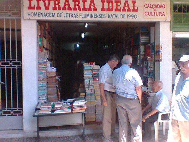 Livraria Ideal & Grupo Mônaco de Cultura