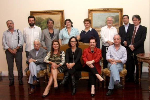 Sócios-fundadores AMAP