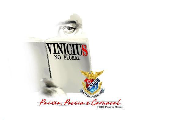 Fonte: Escola de Samba União da Ilha do Governandor