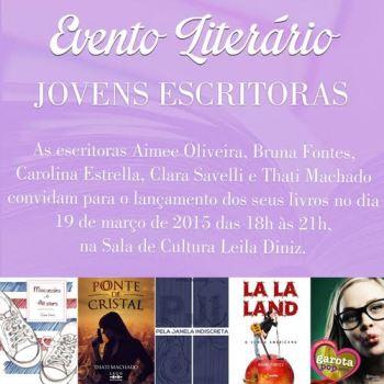 cinco escritoras